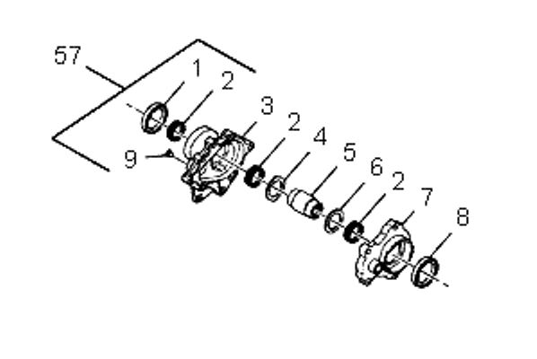 offroadtb com front axle 4wd disconnect