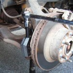 Tie Rod Replacement (Inner and Outer)