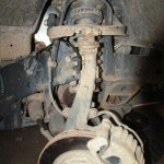 Front Wheel Bearing Replacement