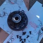Rear Axle G80 Differential Rebuild