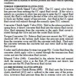 Transmission Technical Documents – 4L60e